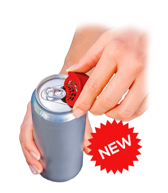 Soda Can Cover easy to use